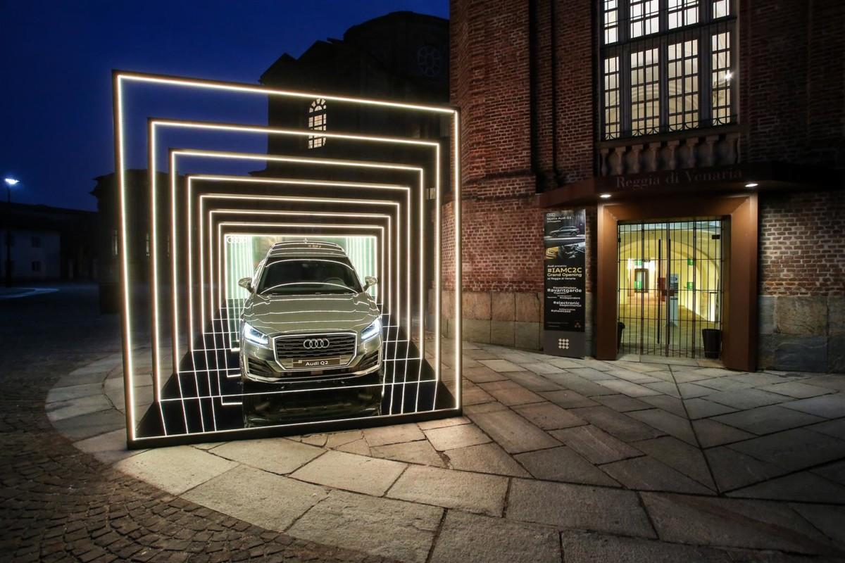 Audi main partner di Torino Club To Club