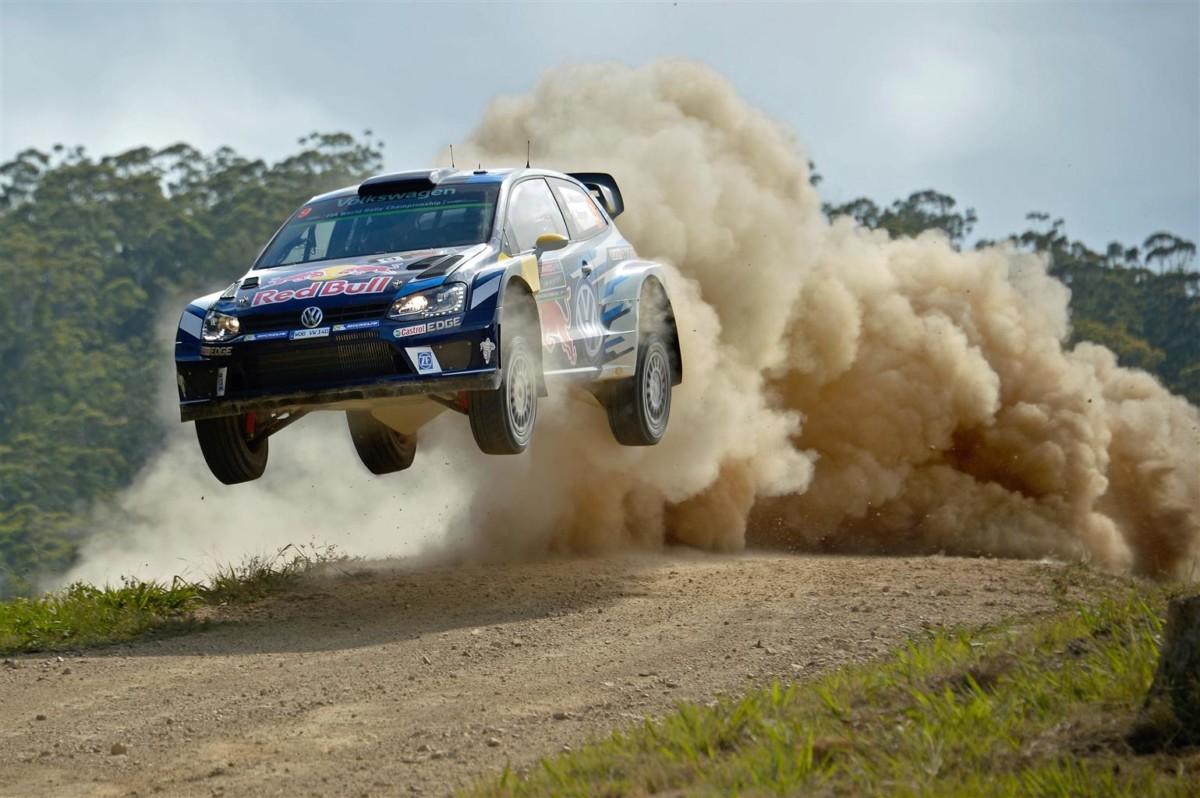 Volkswagen lascia il WRC con la vittoria in Australia