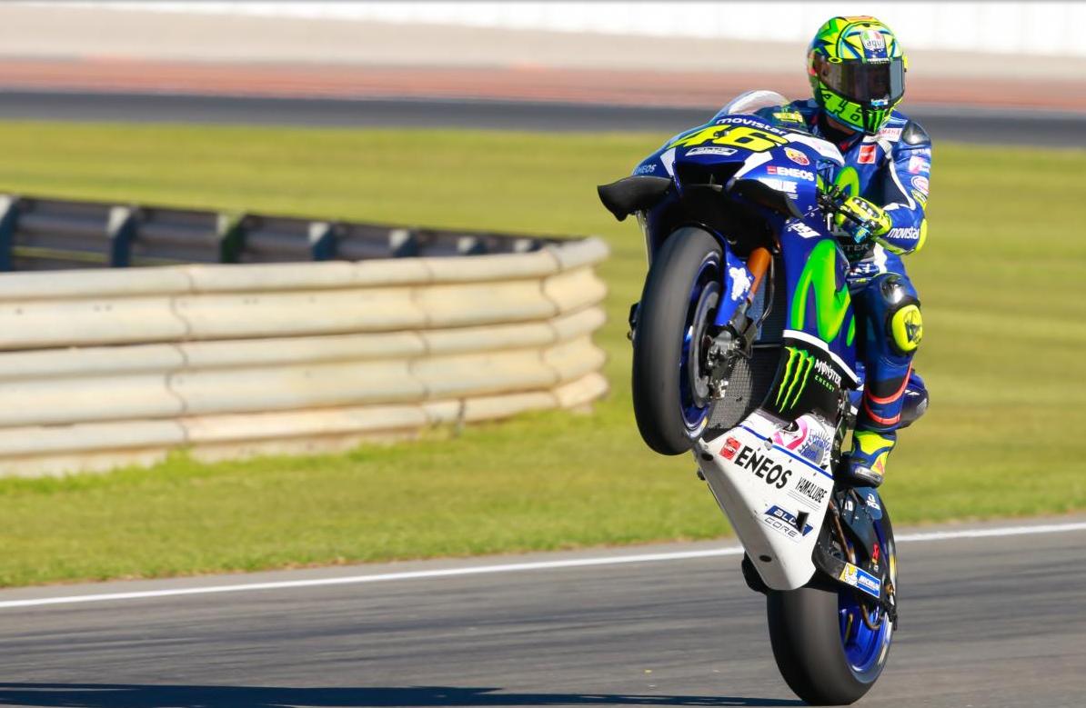 Nel 2016 crescita record per la MotoGP su Sky