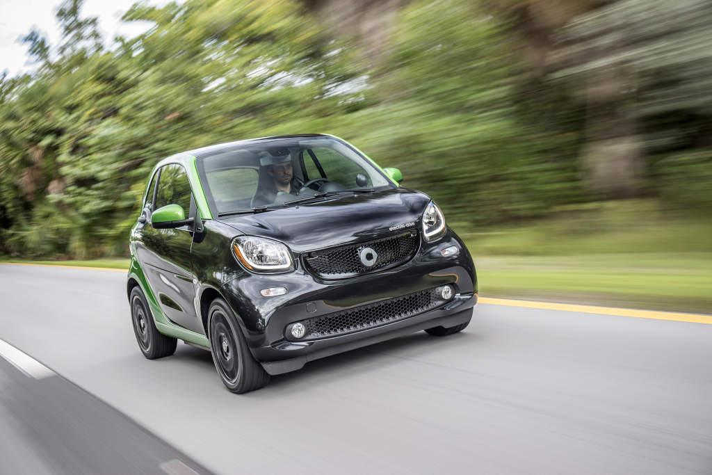 Nuova smart electric drive: 100% elettrica