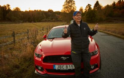 Ford Mustang, passione senza età