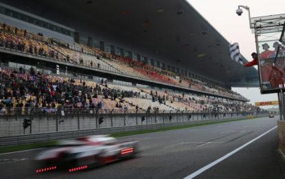 WEC: doppio podio per TOYOTA GAZOO Racing a Shanghai