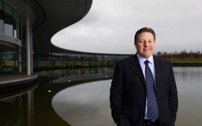 Zak Brown Executive Director McLaren Technology Group