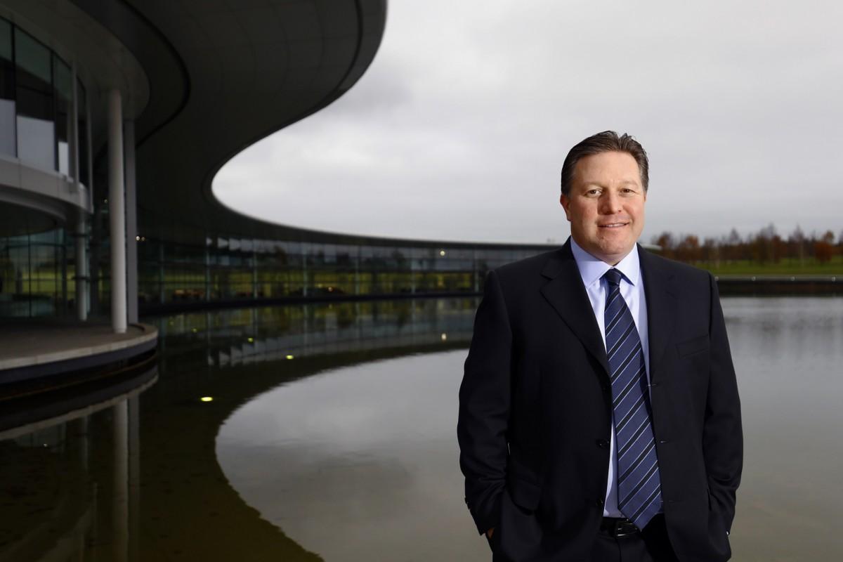 """Brown: """"Vendere la factory McLaren è una decisione saggia"""""""