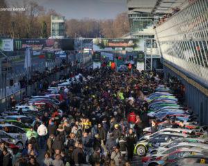 Monza Rally Show: subito duello tra Sordo e Rossi