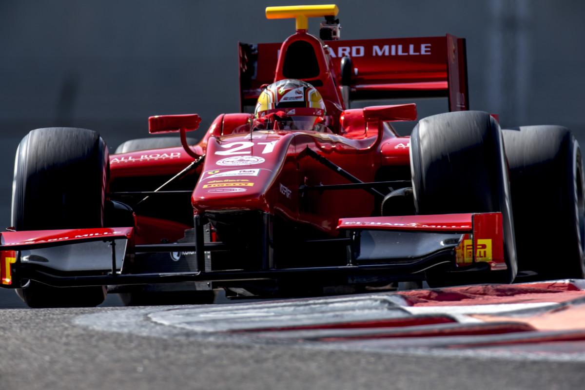 GP2: primi passi per Leclerc e Fuoco
