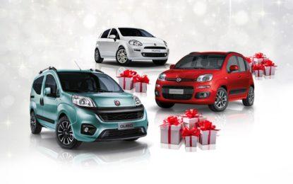 Promozioni di Natale Fiat e Lancia per tutti