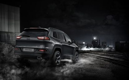 Jeep Cherokee Night Eagle MY 17: via agli ordini