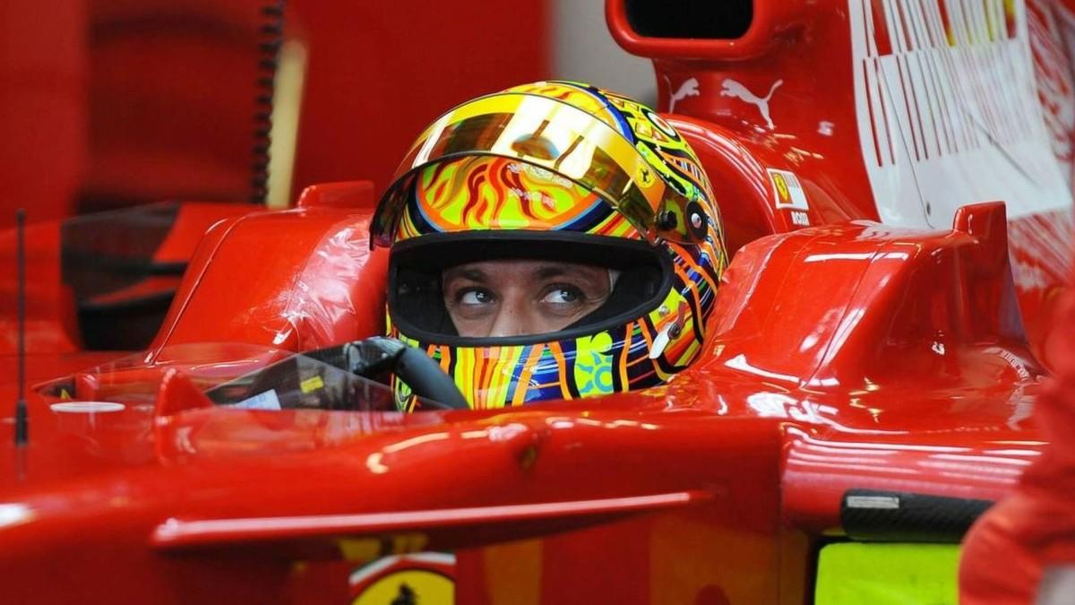 Valentino Rossi è stato vicinissimo alla F1