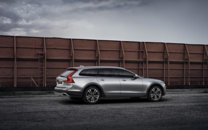 Polestar ottimizza la Volvo V90 Cross Country