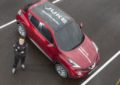 Nissan Juke: primo record di J-turn alla cieca