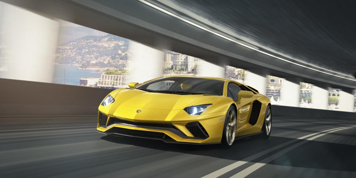 Lamborghini Aventador S: nuovo riferimento