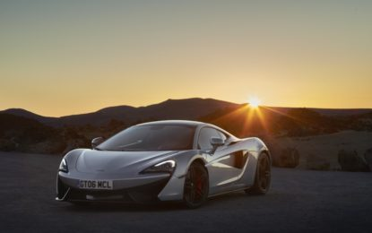 McLaren protagonista al Motor Show