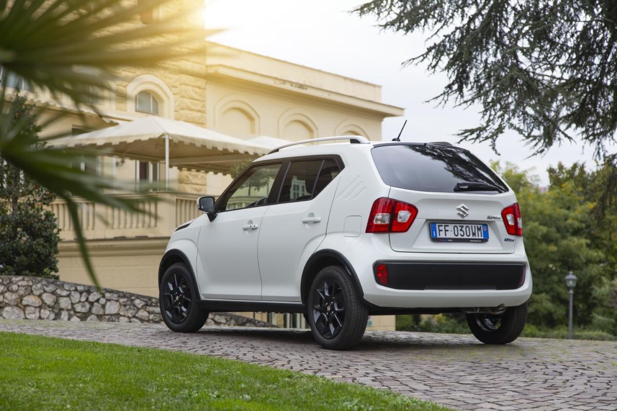 Suzuki IGNIS iTOP si aggiudica le 5 stelle