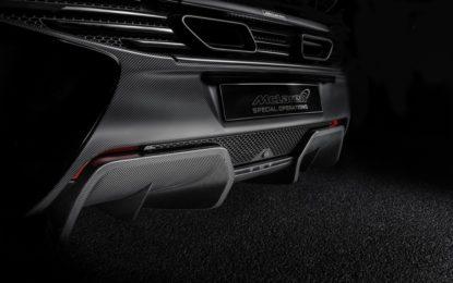 "Nuovo look per McLaren con ""MSO Defined"""