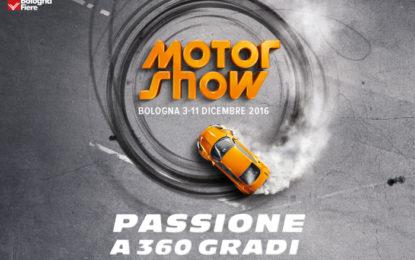 Motor Show 2016: il nostro live!