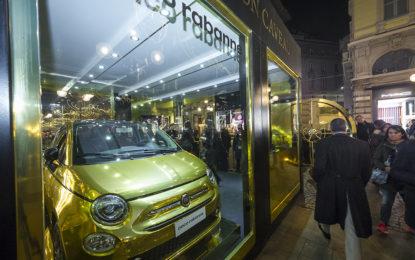 Oneoff Garage Italia Customs per Paco Rabanne