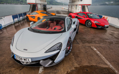 McLaren Sports Series: arriva la 540 C