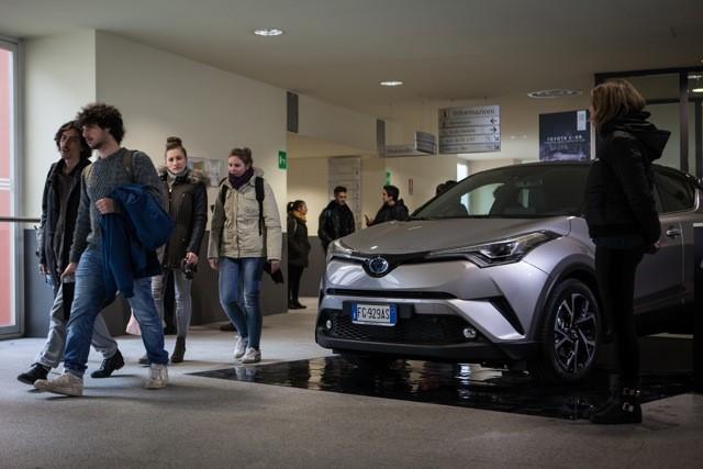 Toyota e l'Università degli Studi Milano-Bicocca