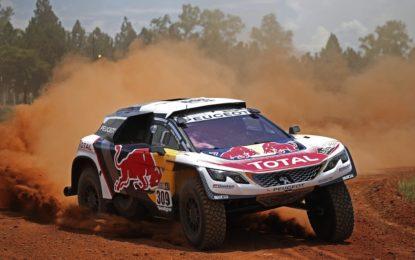 Sparco con i maggiori team e piloti alla Dakar 2017