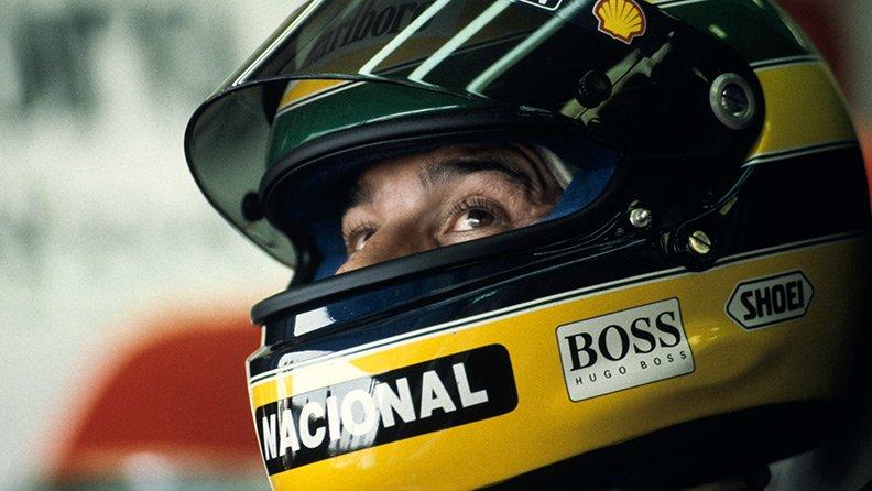 Essere Ayrton Senna