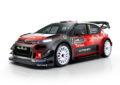 Citroën Racing presenta la C3 WRC