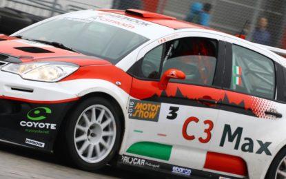 Gran finale per la Citroën C3 Max al Motor Show