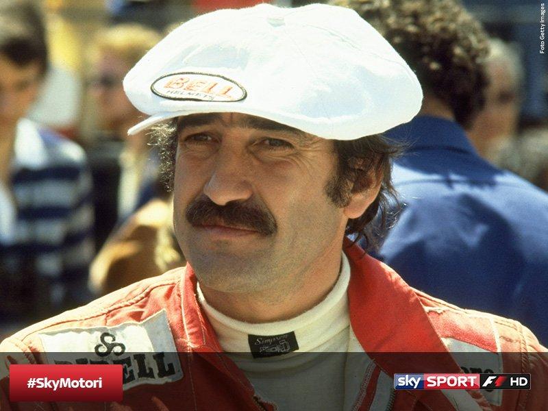 Dieci anni senza Clay Regazzoni