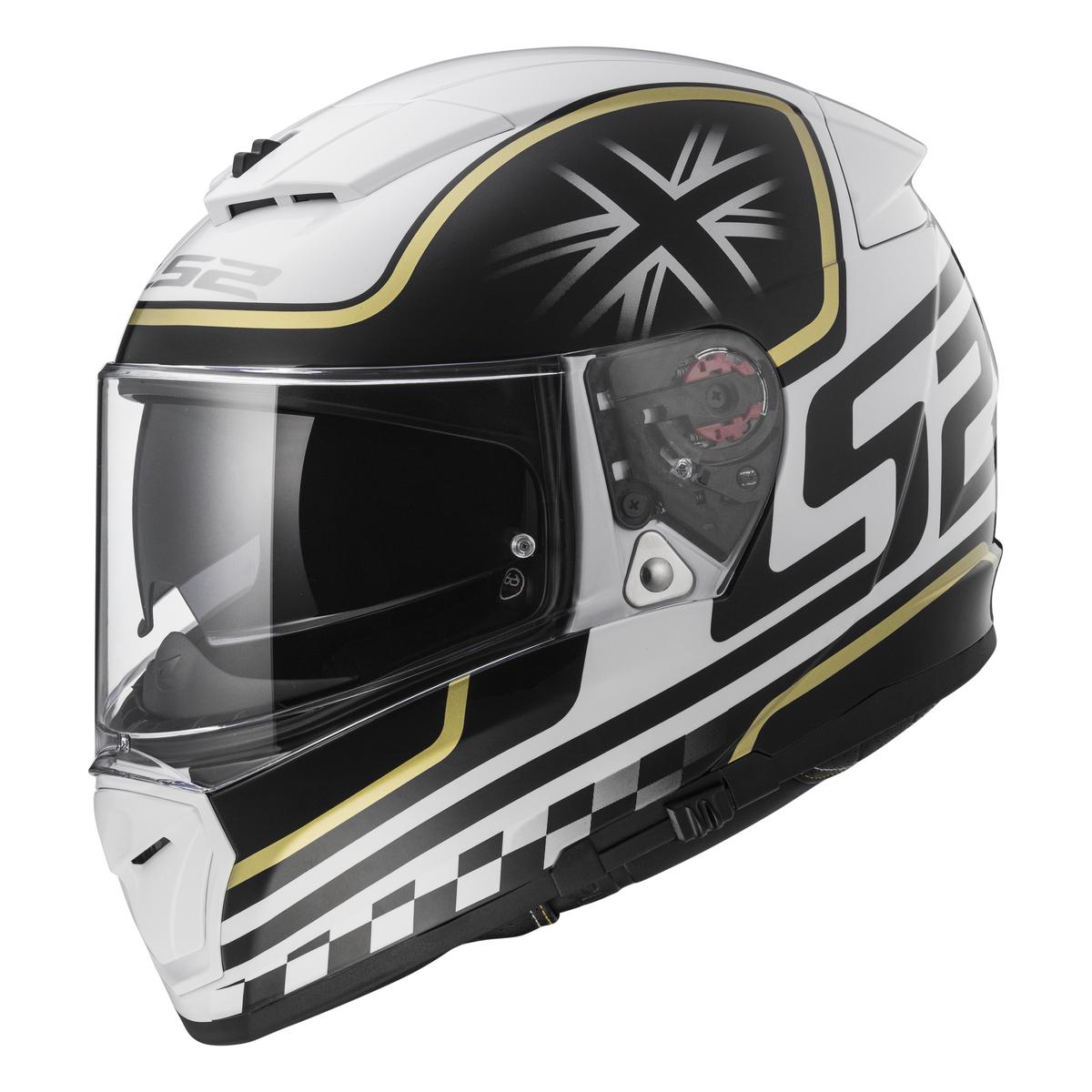 Nuovo casco integrale LS2 BREAKER FF390