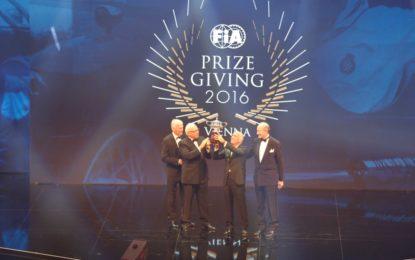 FIA Prize Giving alla Targa Florio