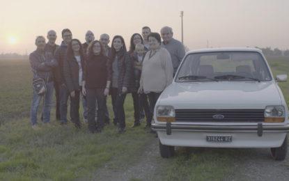 Una sola Ford Fiesta per sette fratelli