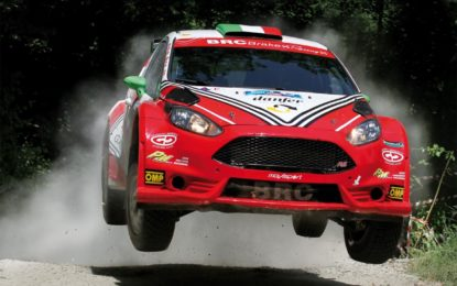 BRC e Basso al via dell'85° Rallye di Montecarlo