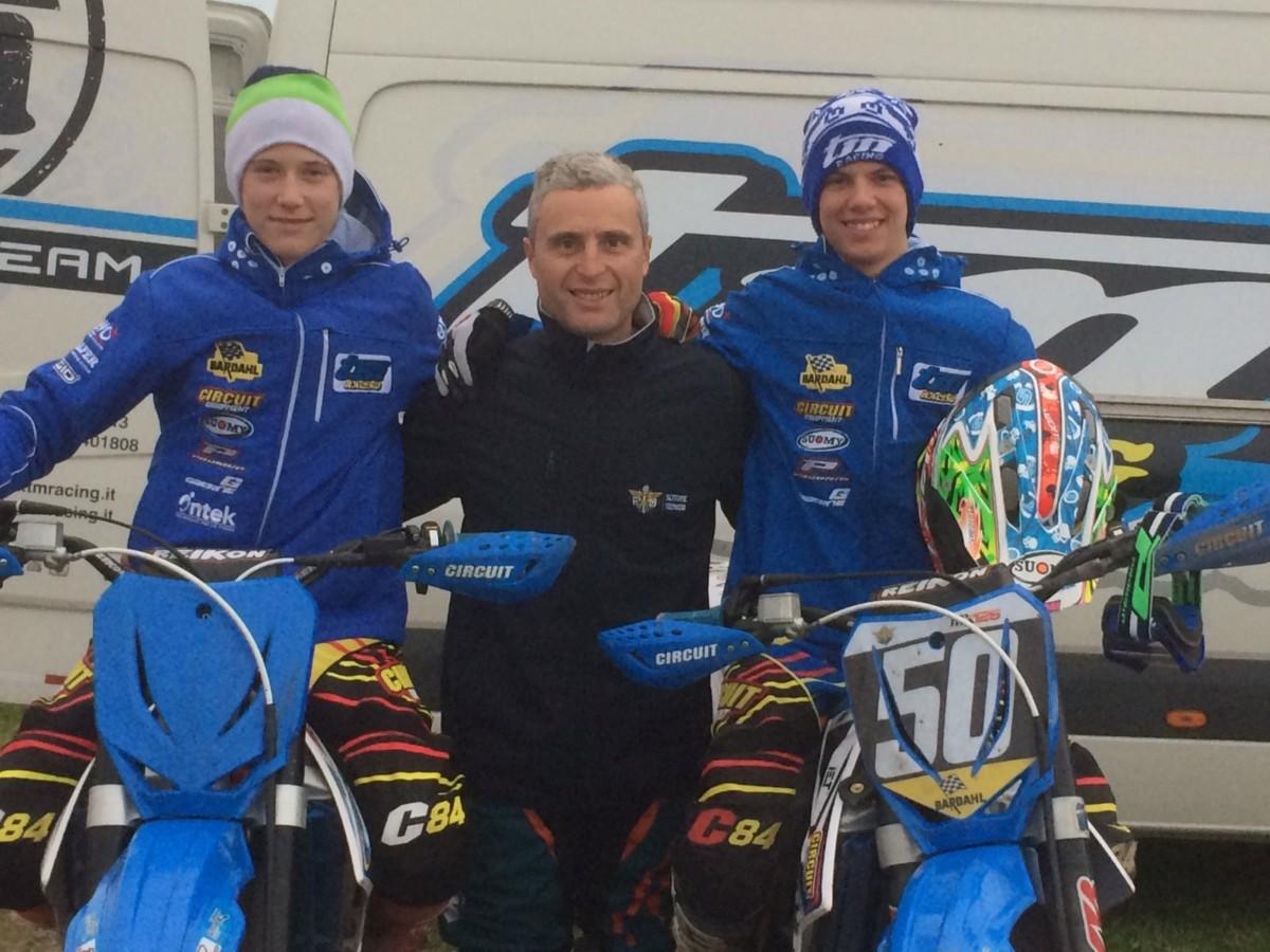 Guadagnini e Lugana piloti TM FMI Racing Team 2017