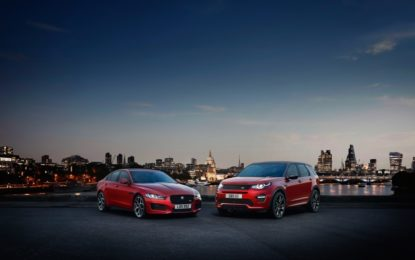 2016 da record per Jaguar Land Rover