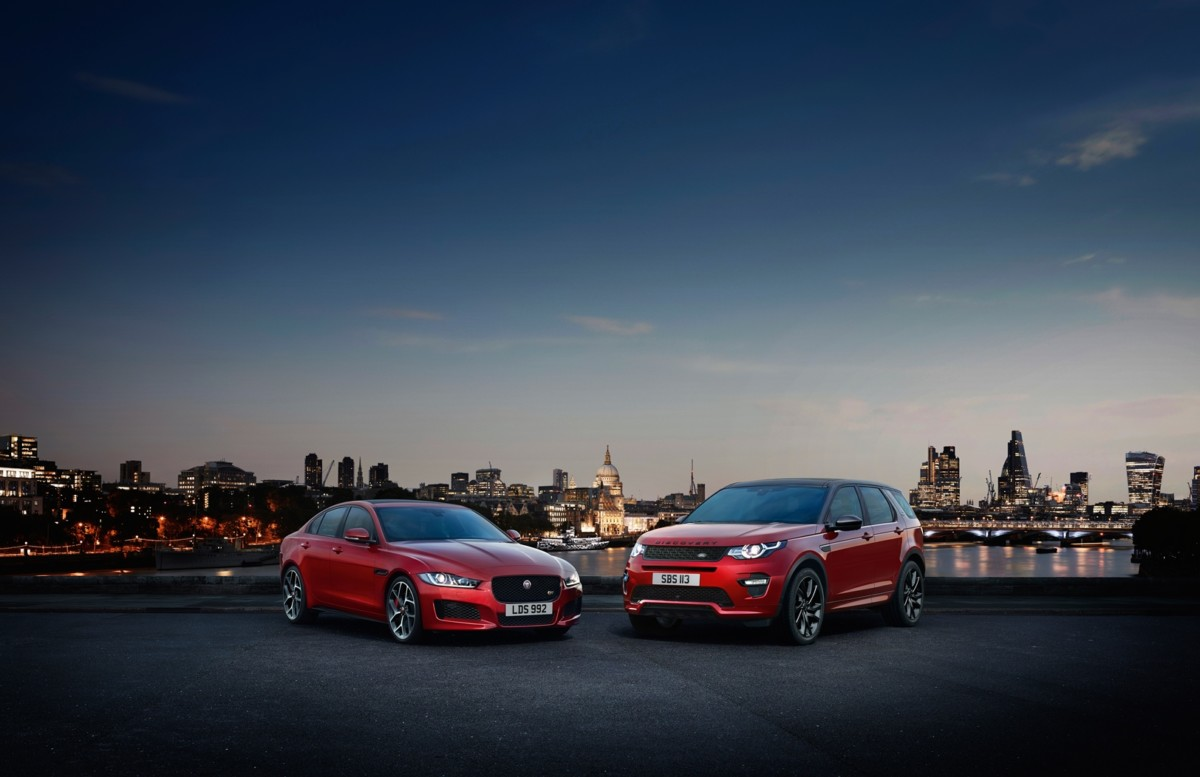 Al via il Jaguar Land Rover Winter Tour