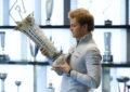 Nico Rosberg: il comunicato e la gallery Mercedes