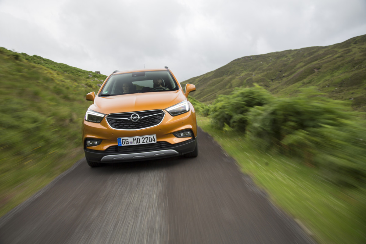 Opel Mokka X: già 100.000 ordini