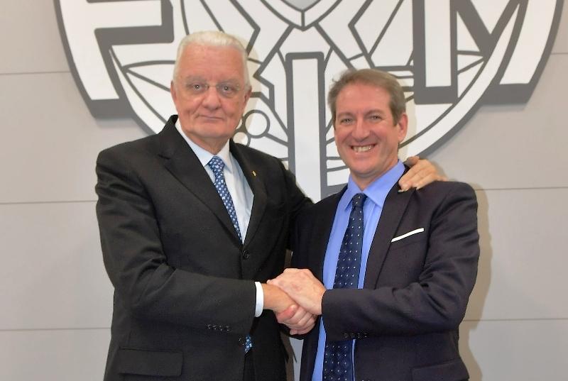 Giovanni Copioli nuovo Presidente FMI