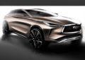 INFINITI svelerà la QX50 Concept a Detroit