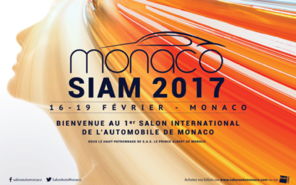 SIAM 2017: le info sul primo Salone di Monaco
