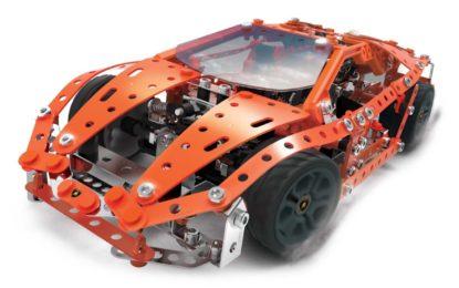 Lamborghini Huràcan e Aventador nel garage MECCANO