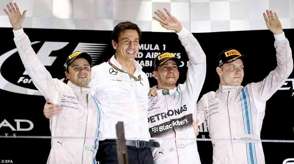 Massa, Bottas, Mercedes: la telenovela continua…