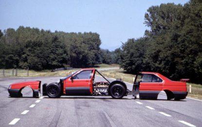 Alfa Romeo 164 ProCar al Motor Village Arese