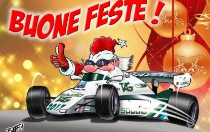 Un sereno e rombante Natale a tutti!