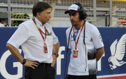 Il CEO McLaren Jost Capito in partenza?