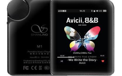 Lettore audio portatile Shanling M1