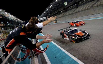 Kessel Racing saluta il 2016 vincendo la 12 Ore del Golfo