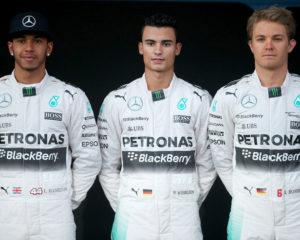 Nico Rosberg supporta Pascal Wehrlein