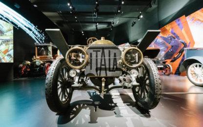 Il MAUTO al Motor Show di Bologna