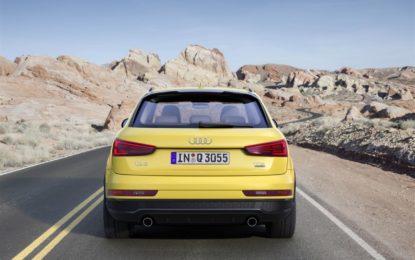 Novità di prodotto per Audi Q3 e A6